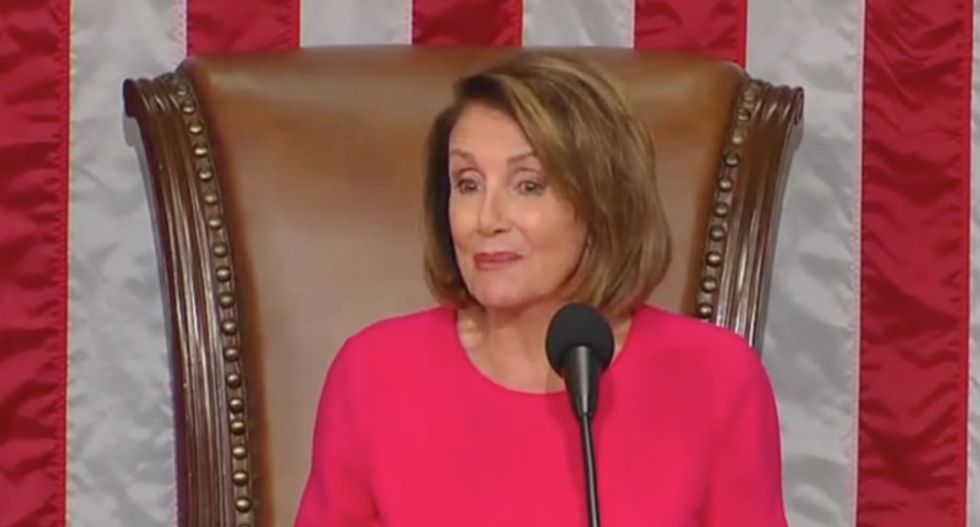 Pelosi's trip was to obtain 'critical national security' info -- and Trump didn't even get locations right: Speaker's aide