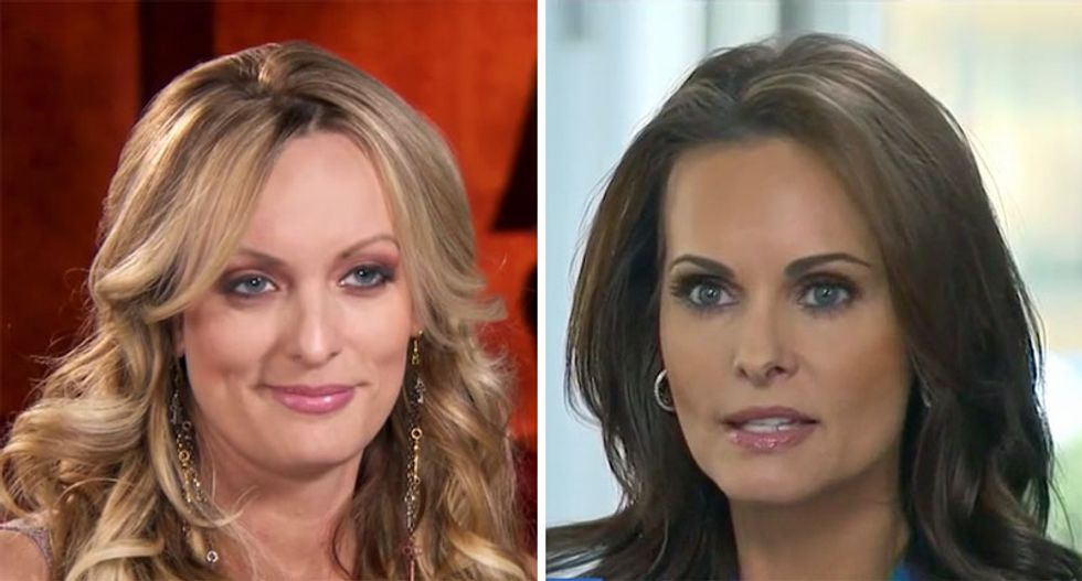 'Can you make this go away?' Bombshell report reveals new details about Trump's mistress payoff schemes