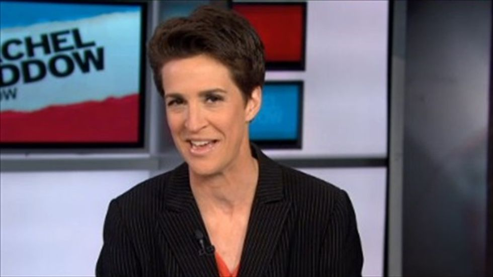 'Unimaginable': Rachel Maddow catches Rand Paul flip-flopping on the Civil Rights Act