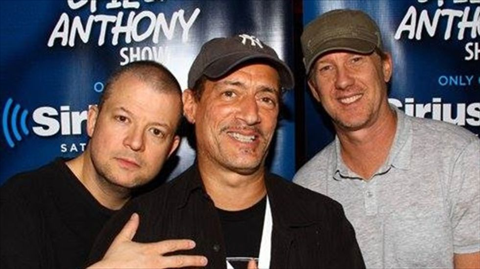 Host of 'Opie & Anthony' radio show fired after rant calling Black people 'violent animal f*cks'