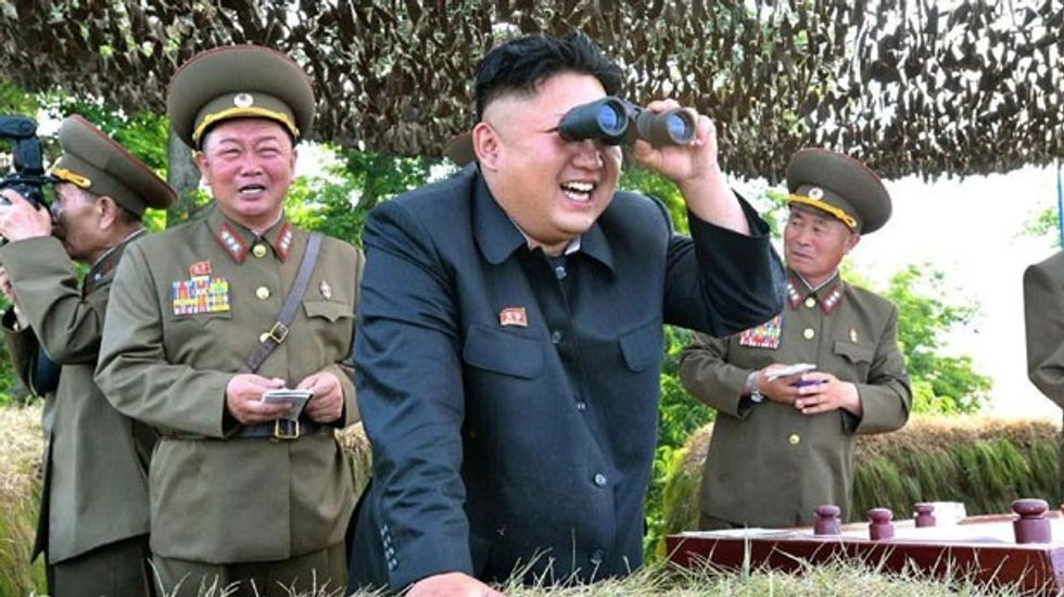 North Korea says there's nothing wrong with leader Kim Jong-Un