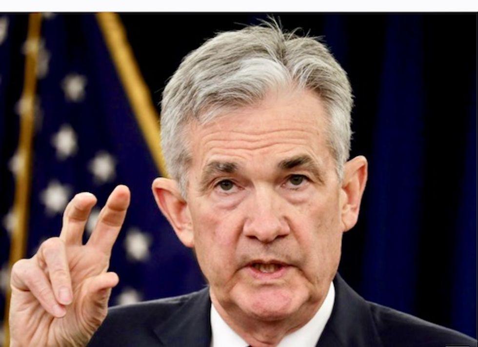 Fed opens door to rate cut amid growing 'uncertainties'