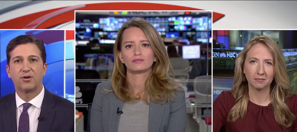 MSNBC's Katy Tur on newest Flynn allegations: 'Does this cross into treason?'