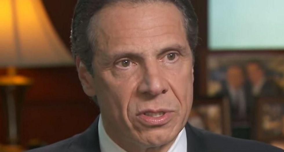 New York Gov. Andrew Cuomo easily beats Cynthia Nixon in Democratic primary
