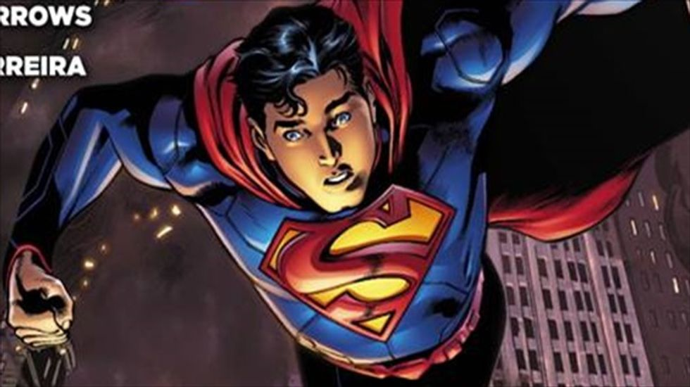 DC Entertainment blocks Superman logo from being used in Canadian boy's memorial