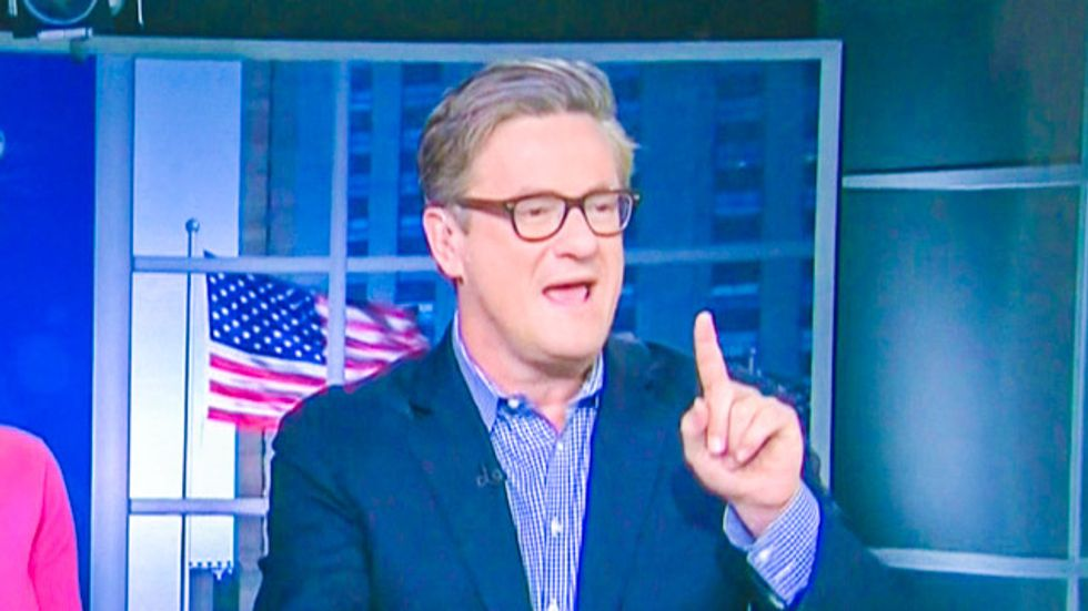 Morning Joe wants Google to ban 'crap' search results -- and here's the real reason why