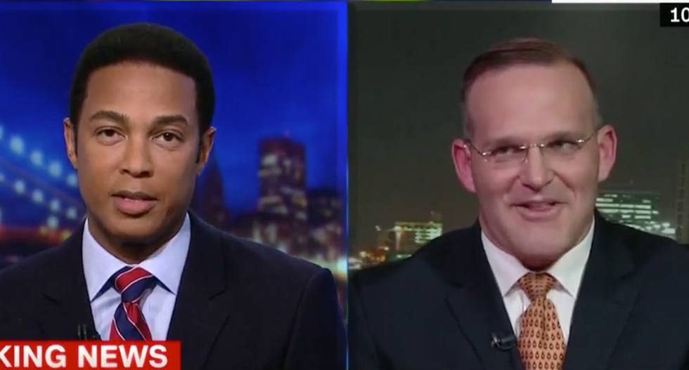 'It's just Don': Watch CNN's Lemon swiftly shut down Moore attorney who tried to give him a bizarre nickname