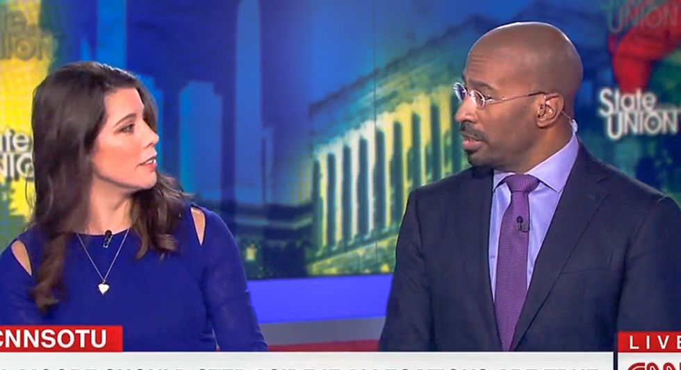 'Bannonism is on trial': Van Jones says Bannon's 'white aggrieved identity' makes GOP vote for sexual abusers