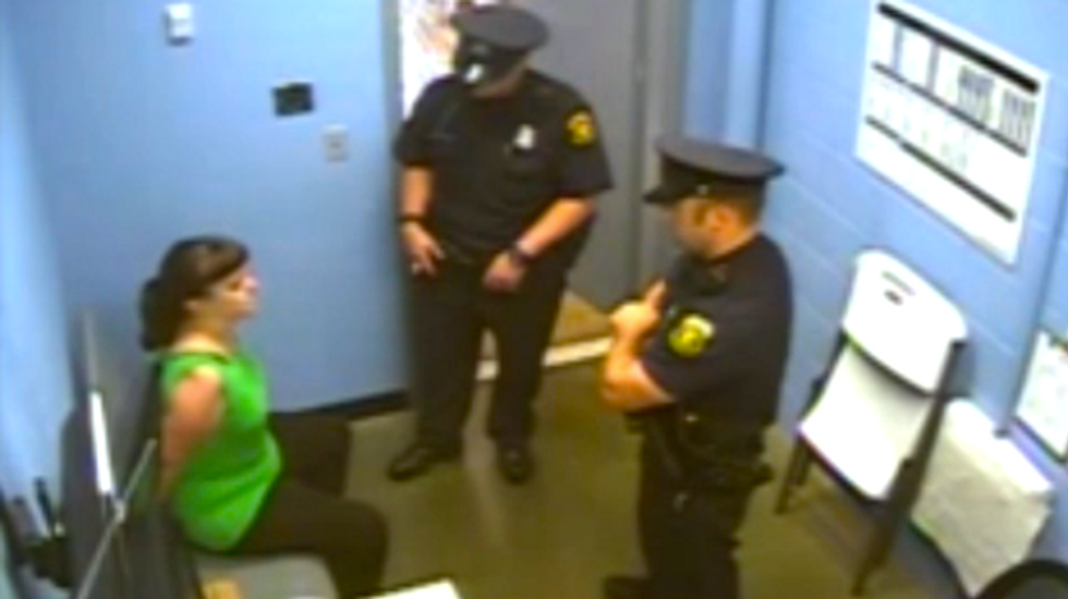 Suit claims Walmart, MI cops used 'SWAT' tactics on mentally disabled woman