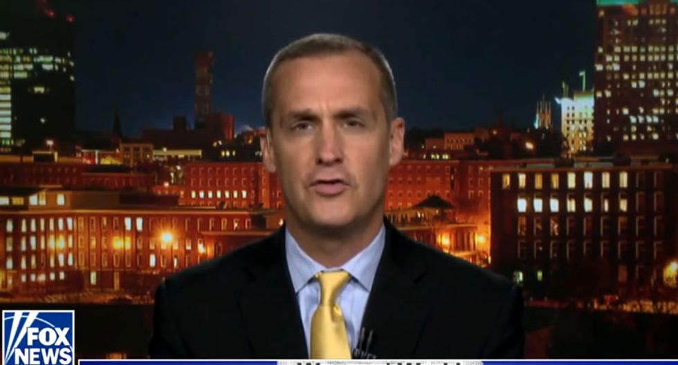 Ex-Trump adviser dismisses church massacre: Why don't we talk about the things the world cares about?