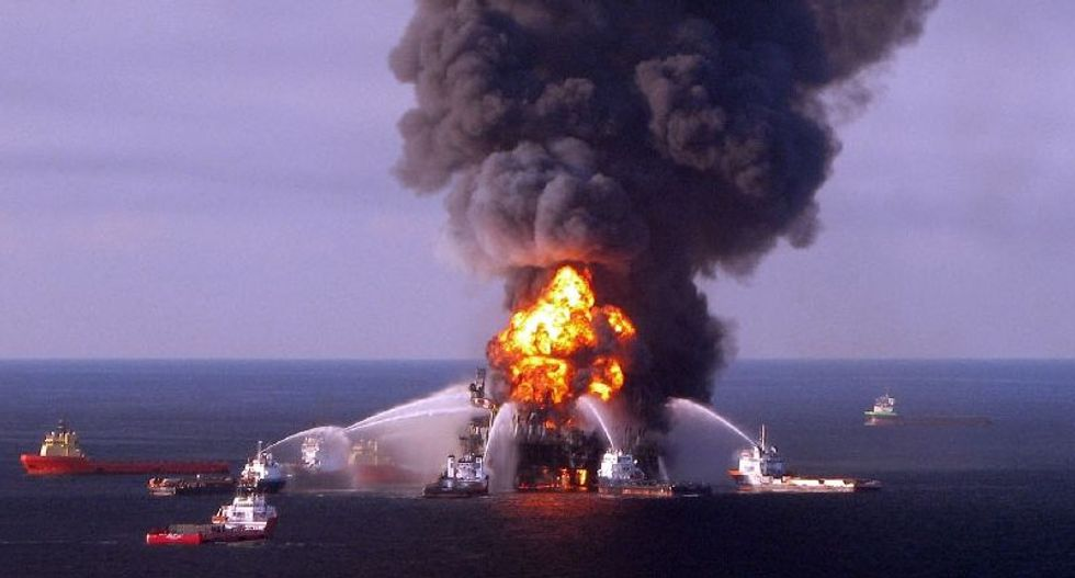'Surprised, no. Disgusted, yes': Study shows Deepwater Horizon oil spread much further than previously known