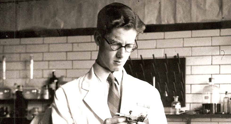The forgotten scientist who paved the way for the discovery of DNA's structure