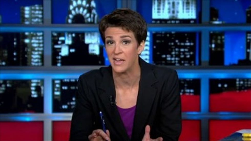 Rachel Maddow rips Fox News' Megyn Kelly for made-up Colorado vote fraud 'scandal'