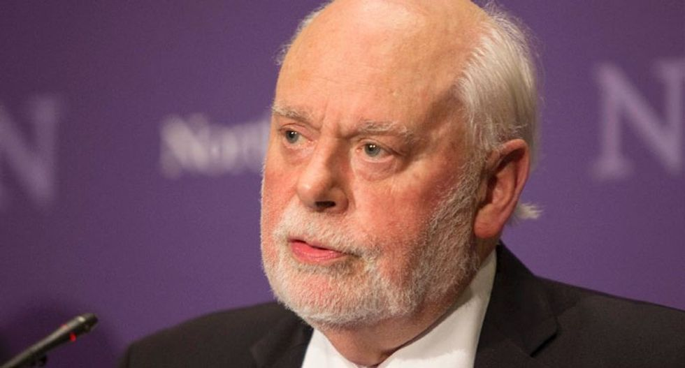Northwestern University professor wins Nobel Prize -- and uses the occasion to mock Trump