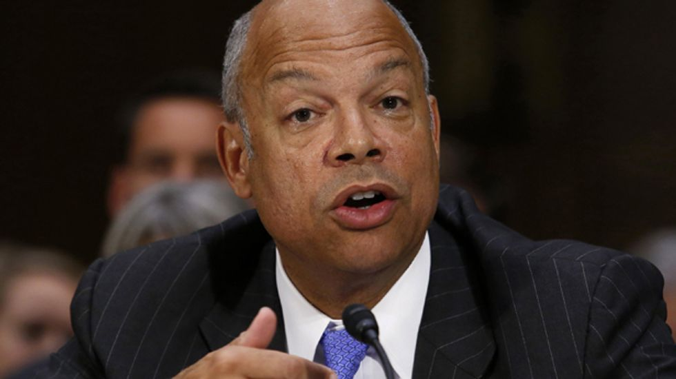 Homeland security chief 'seriously' concerned about ISIS threats against American malls