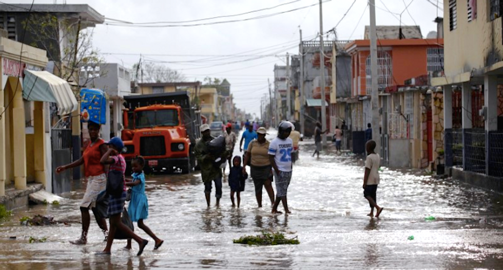 Medics head to southwest Haiti as Cholera kills 13 in Matthew's wake