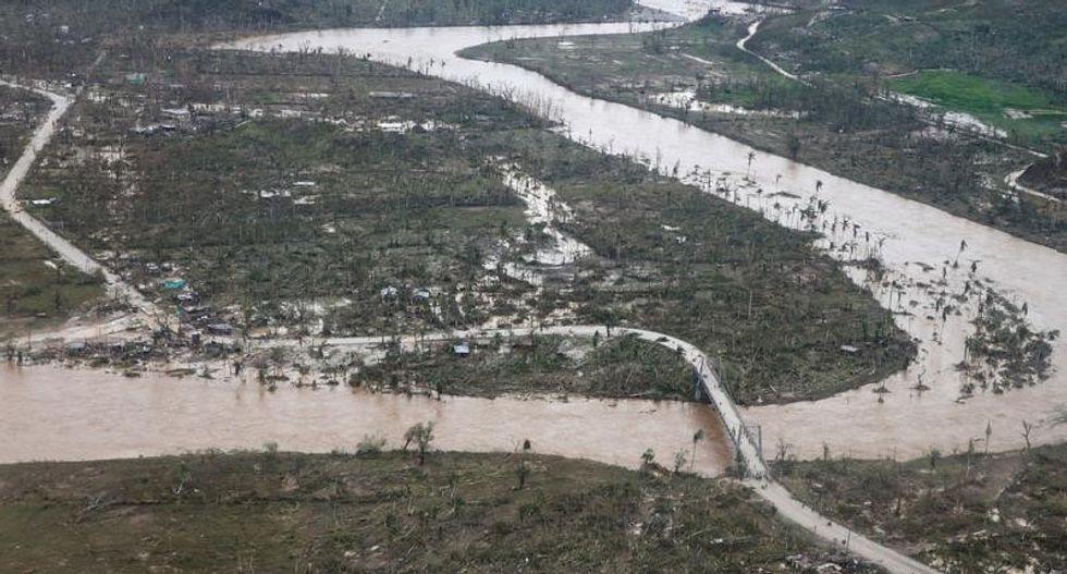 Death toll from Hurricane Matthew rises to 140 in Haiti