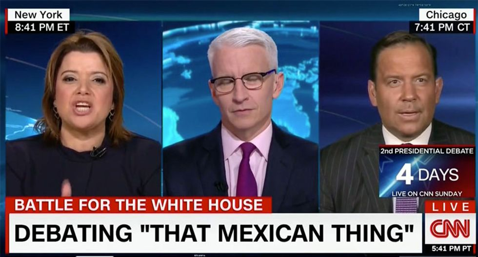 WATCH: Ana Navarro schools Trump's Hispanic advisor why his outreach to Latinos has been a big failure