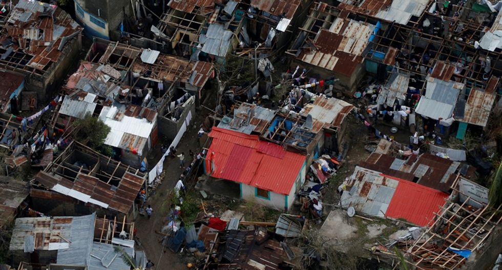 Hurricane Matthew kills 26 in Caribbean on destructive path to US