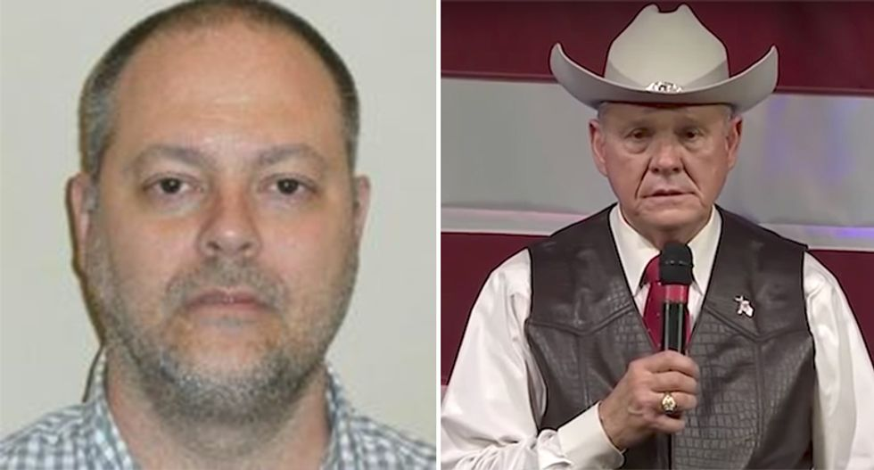 One Alabama man spent five years in jail for less than what Roy Moore is accused of doing to 14-year-old