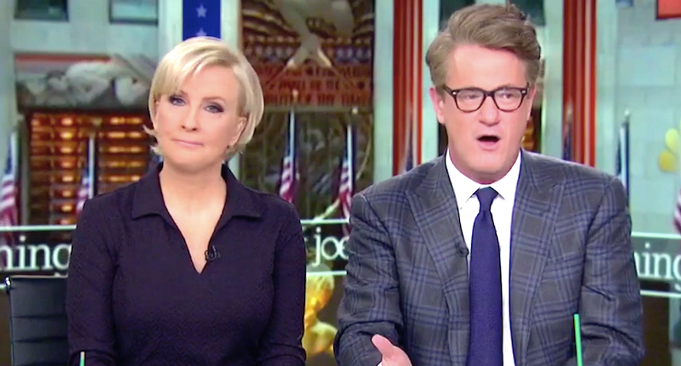 Morning Joe blasts Alabama for staying silent on 'Jesus guy' Roy Moore's mall ban for 'chasing girls'