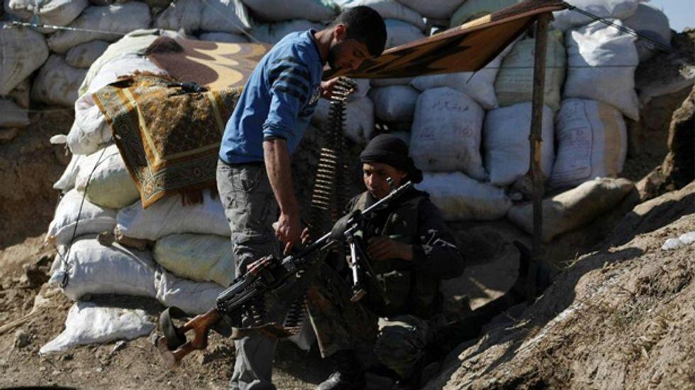 Syrian army claims it shot down Israeli spy drone