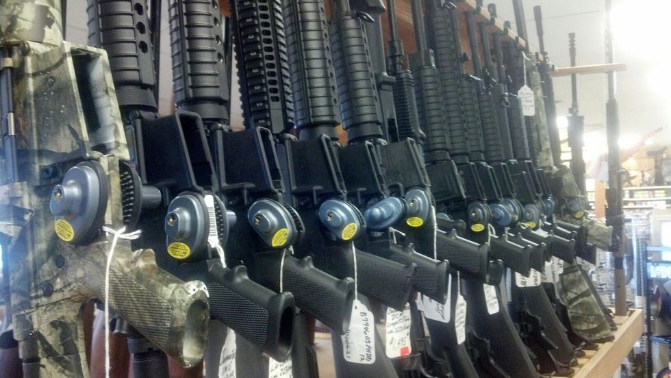 Oregon voters may ban assault rifles in November -- possession of a 12 round magazine would be a felony
