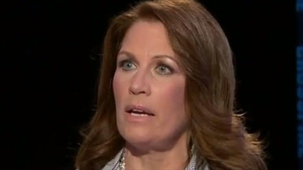 Michele Bachmann: Obama's deal with Iran 'virtually guarantees' World War III
