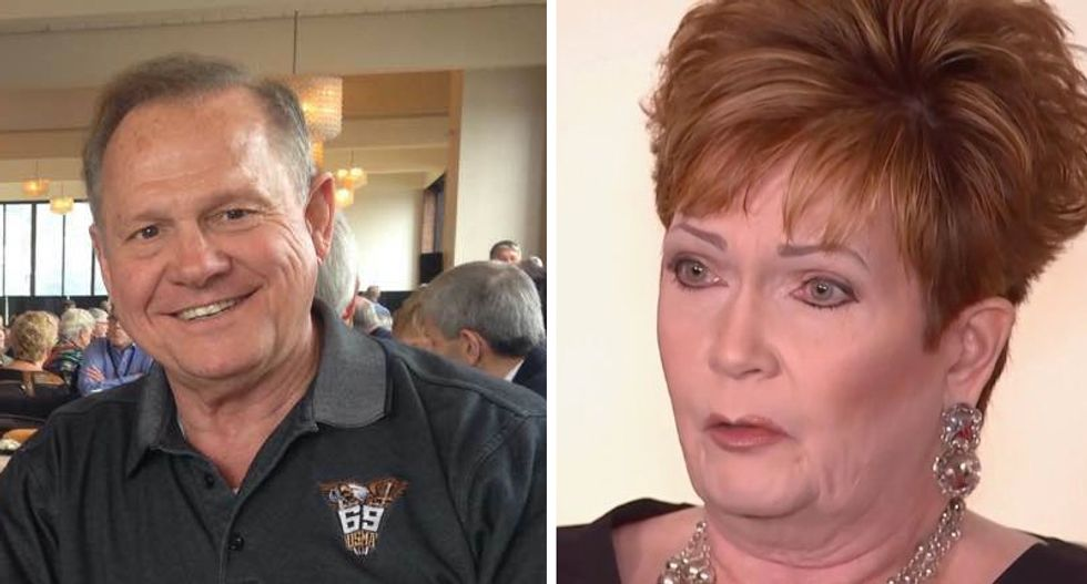 Roy Moore allies seek to discredit his accuser by claiming restaurant isn't real -- but facts say otherwise