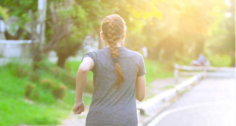 Utah woman stabs -- then chases -- man who groped her while jogging