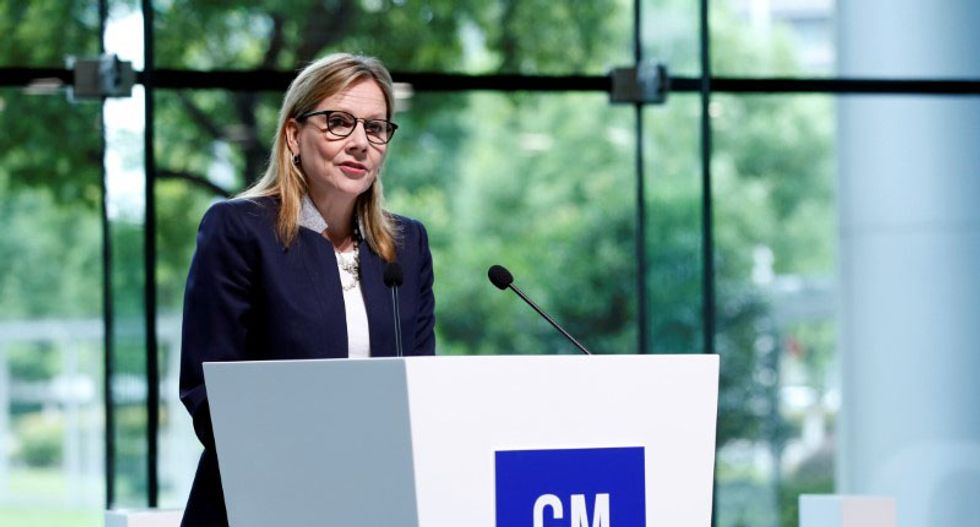 CEO of GM promises profitable electric vehicles by 2021