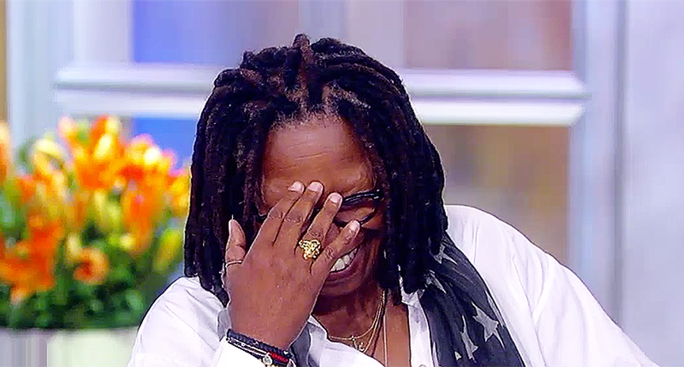 The View wonders if Jeff Sessions' constant memory loss should 'be a disqualifying factor of his position'