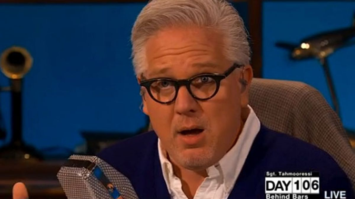 'End of freedom': Glenn Beck melts down over 'fascism' of Dr. Seuss copyright owner discontinuing six books