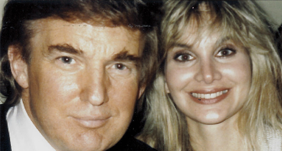 'He was relentless': Former business partner tells horrific story about Trump's attempt to rape her