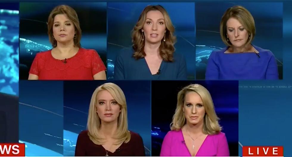 CNN's GOP women go off on Trump: 'It is not locker room talk — he is talking about sexual assault'