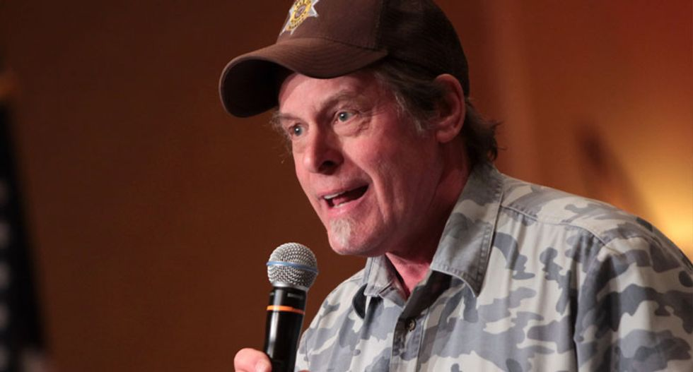 'Absolute piece of sh*t': Here's how long it took Ted Nugent to break his 'civility pledge' with attack on Obama