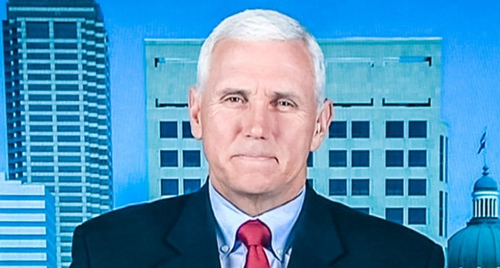Pence swears 'we'll see very different behavior from the Russian government' -- then Putin kicked out 755 diplomats