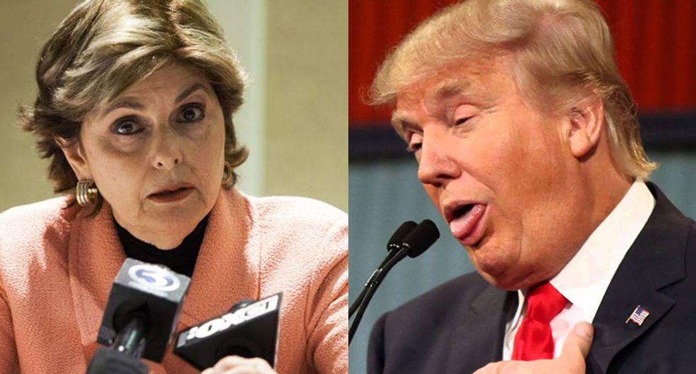 Trump in 2012: Attorney Gloria Allred would be 'very impressed' with my penis size