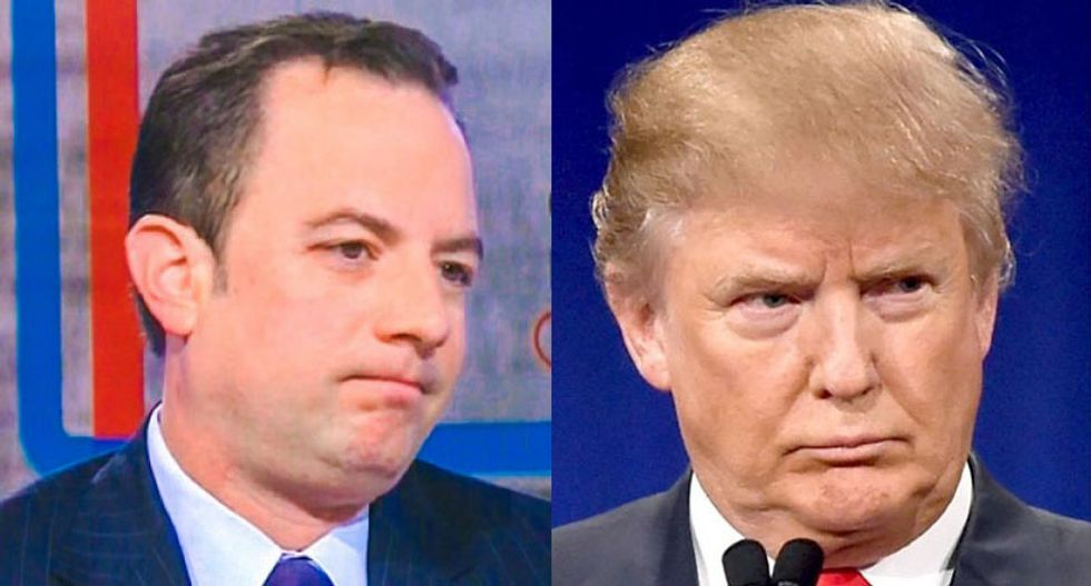 GOP sets up Monday conference call with RNC officials to calm panicking party members