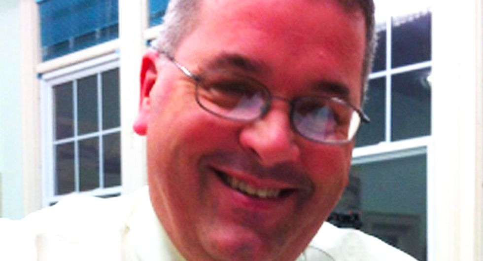 Massachusetts banker busted for taking 'upskirt' photos of teen customers and fellow employees