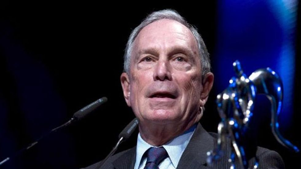 Former NYC Mayor Bloomberg gets mixed reception to possible 2016 presidential run