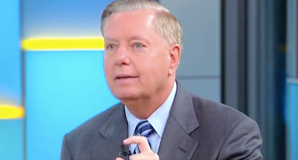 Lindsey Graham caught admitting Trump has a conflict of interest in Turkey during Russian prank call