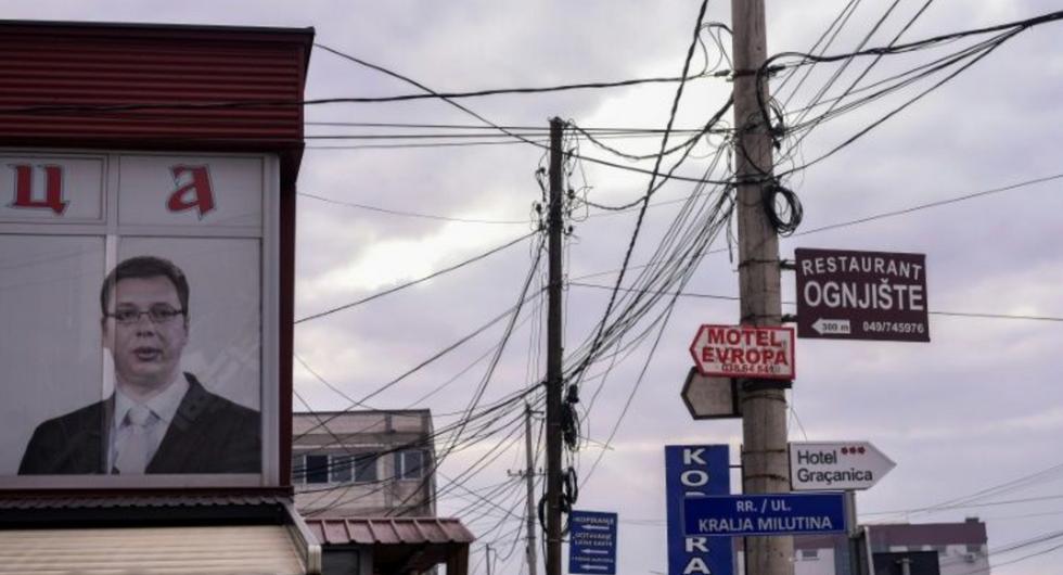 Border plan sparks fear in Kosovo's Serb enclaves