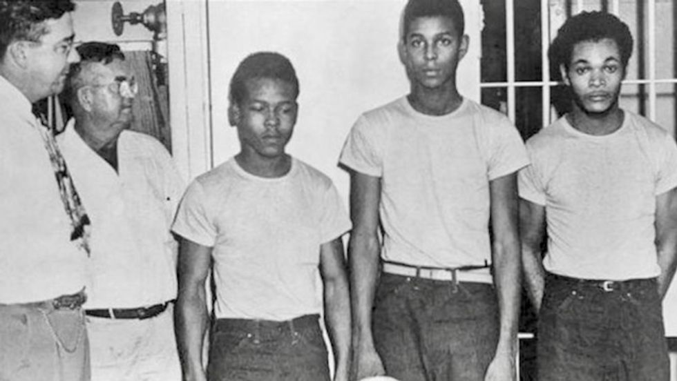 Florida pardons wrongly accused 'Groveland Four' after 70 years