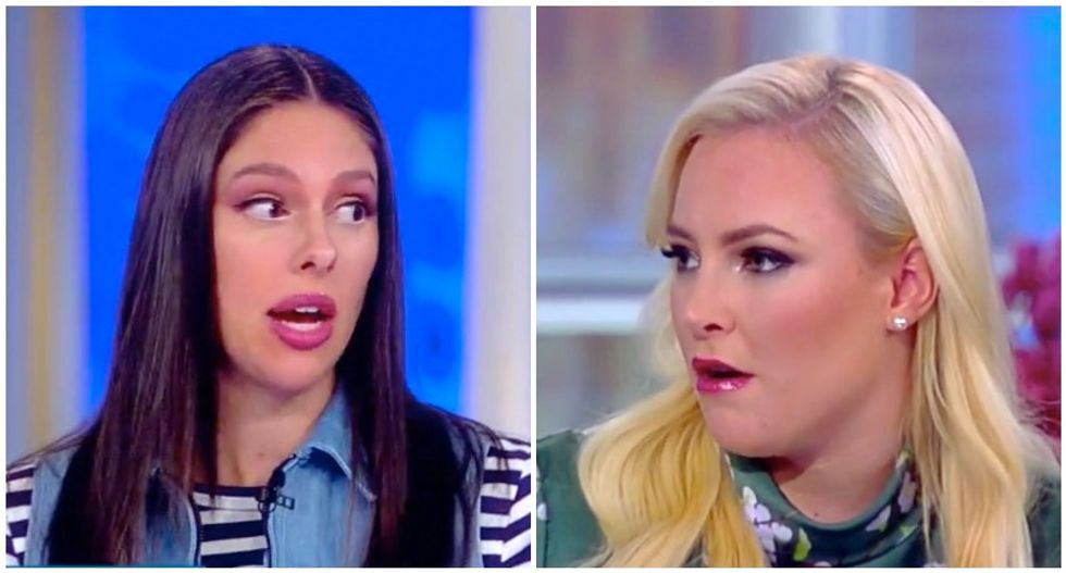 ABC execs wanted Abby Huntsman to publicly deny toxic work environment on 'The View '— and she refused