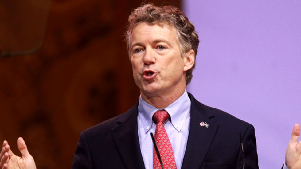 Rand Paul has not filed paperwork to run for US president