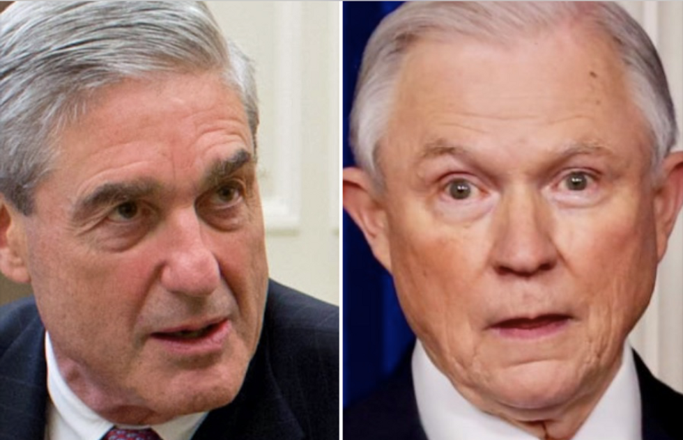 Justice Dept focus shifts from immigration to Mueller as staffers follow Sessions out the door