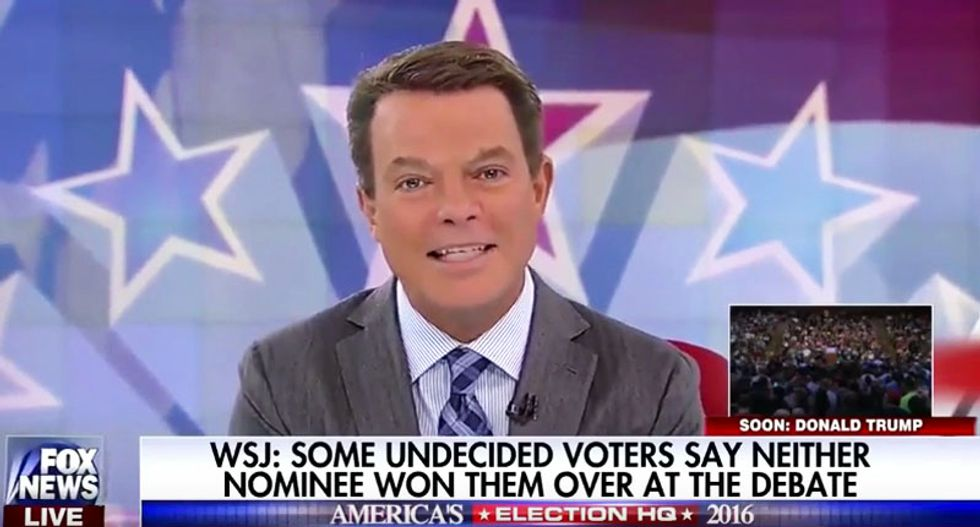 Shep Smith rages over Trump's base-pandering 'borderline unconstitutional' and 'fascist' debate failure