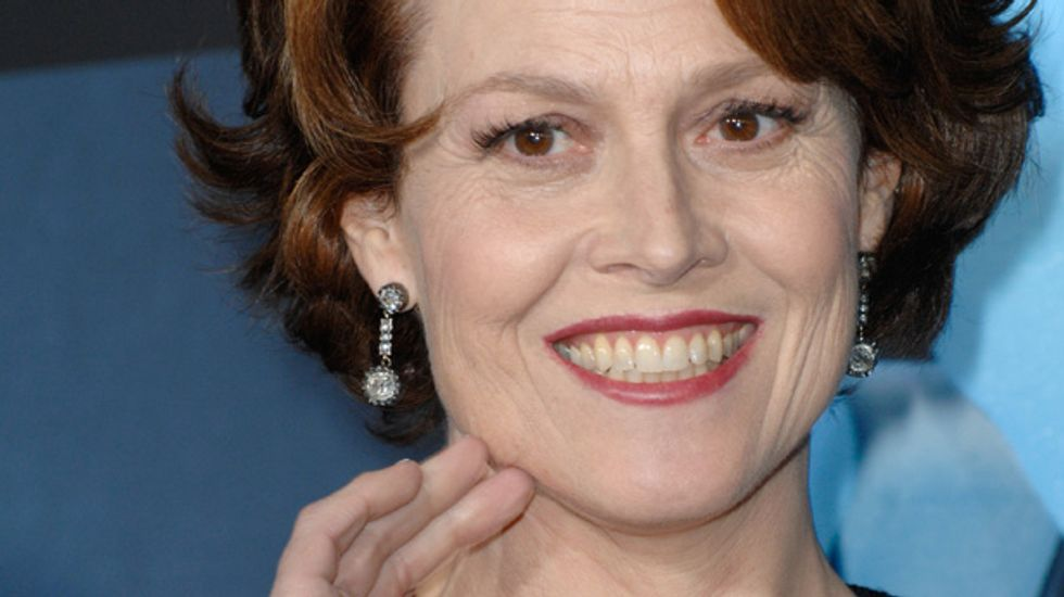 Sigourney Weaver hankering for fifth instalment of Alien saga