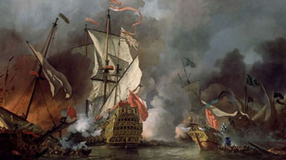Shipwreck excavation may explain 349-year-old mystery of how warship blew itself up